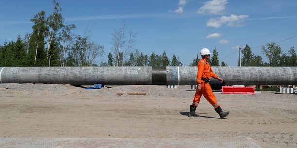 Reuters nord stream