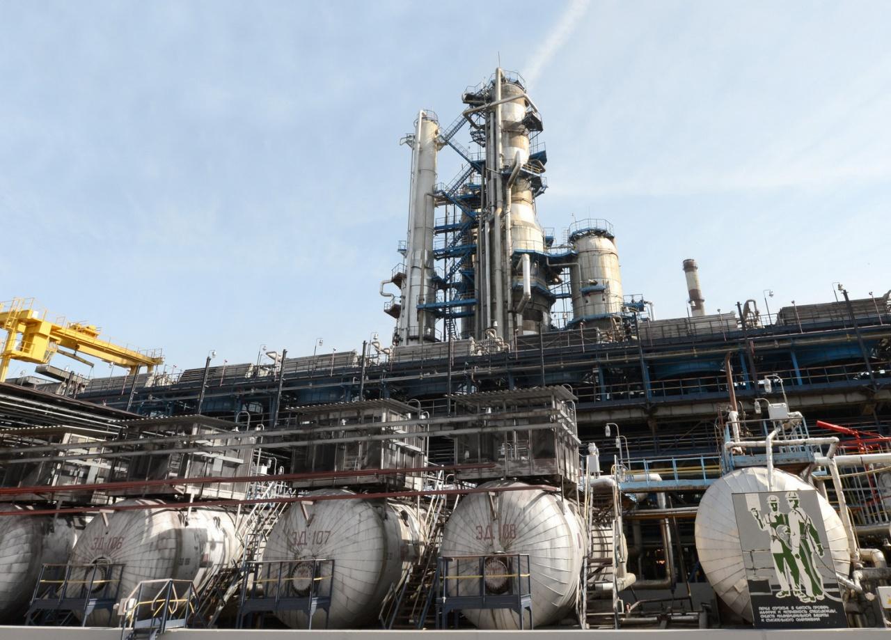 Перший танкер з азербайджанською нафтою для Мозирського НПЗ завтра прибуде в порт Південний